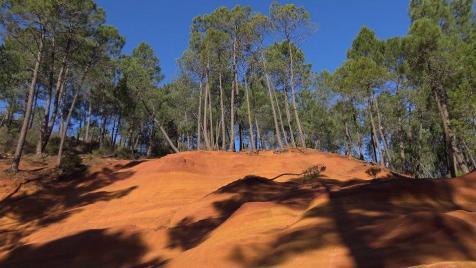 Trail de Mormoiron