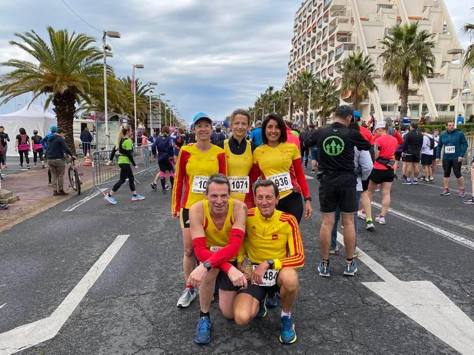 Semi-marathon la Grande-Motte